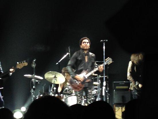 Lenny Kravitz - Photo de Ziggo Dome, Amsterdam - TripAdvisor
