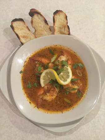 Libby, MT: Shrimp Gumbo