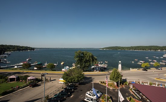 view from lakeview with balcony picture of harbor shores. Black Bedroom Furniture Sets. Home Design Ideas