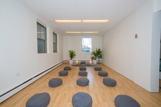 Modern + Mindful Meditation Studio