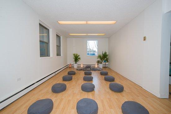 Modern + Mindful Meditation Studio