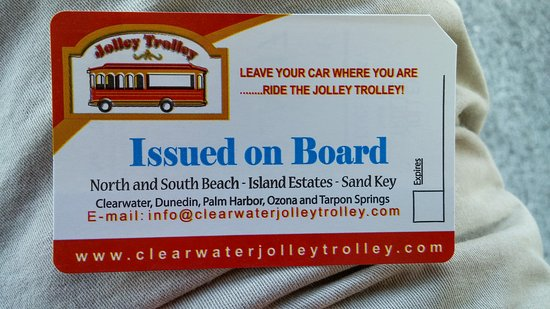 Clearwater Jolley Trolley: 20170105_163633_HDR_large.jpg