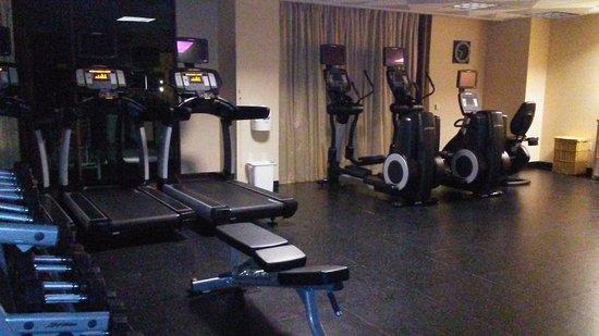 We-Ko-Pa Resort & Conference Center: Hotel fitness room.