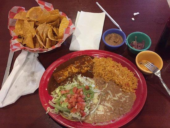 Anderson, Carolina del Sur: Dette skulle liksom være meksikansk?