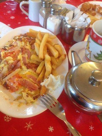 Sixmilebridge, Irland: Omelette :)