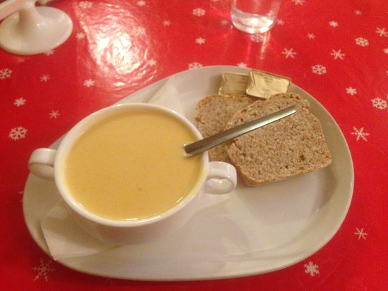 Sixmilebridge, Ireland: Homemade soup