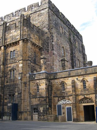 Lancaster, UK: Only with a guide.
