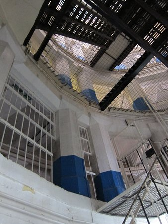 Lancaster, UK: The newer prison.