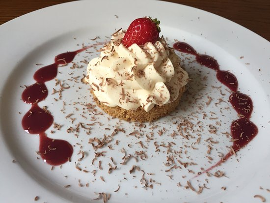 Bellerby, UK: Baileys Cheesescake