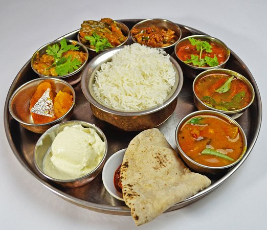 South Indian Meals Picture Of Taste Of India Singapore Tripadvisor