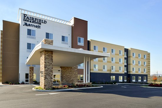 ‪Fairfield Inn & Suites Martinsburg‬