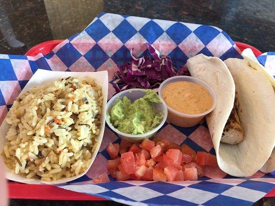 Surfside Beach, TX: Pirates Alley Cafe