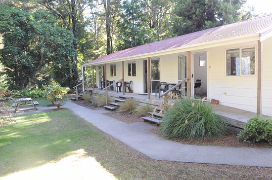 Ohakune TOP 10 Holiday Park: Studio Unit