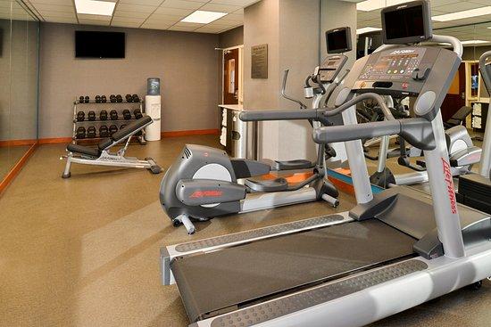 Fitness Room Picture Of Fairfield Inn Suites Martinsburg Martinsburg Tripadvisor