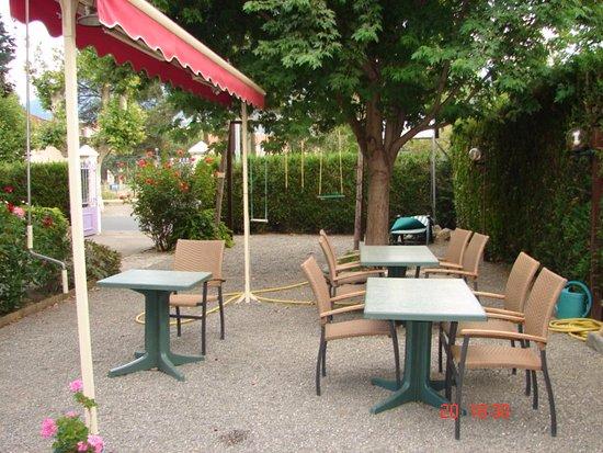 Embrun, Francja: jardin