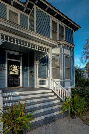 Auburn, AL: Porch Steps