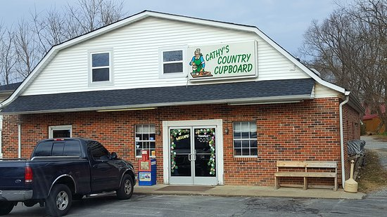 Westmoreland, TN: Cathy's Country Cupboard Incorporated