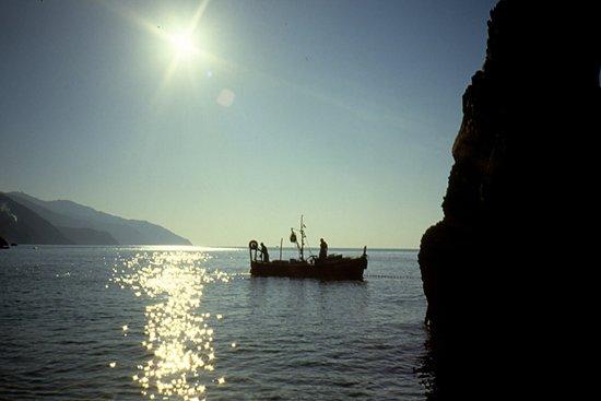 Trail 2: sentiero Cinque Terre