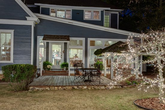Auburn, AL: Back Porch
