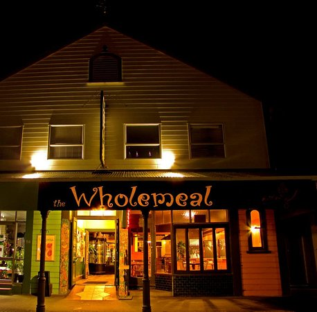 The Wholemeal Cafe