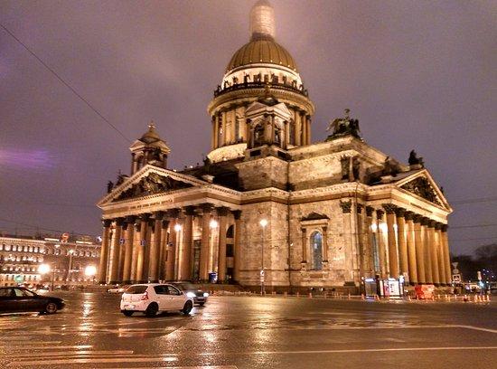 Государственный музей-памятник Исаакиевский собор: Невероятная красота и величие