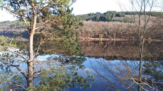 Treignac, France: Lac des Bariousses