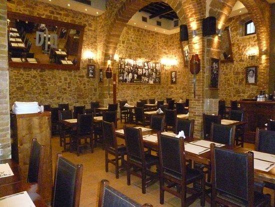 Island Lipsi: plus grande vue sur le restaurant