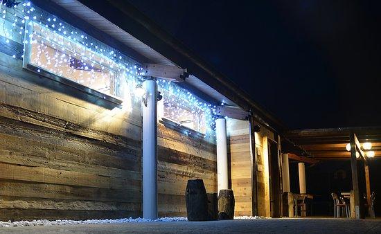 Trichiana, Italia: Allo Spinone in clima natalizio...