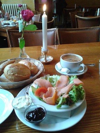 Cafe Orange Photo