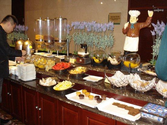 Ambassador Hotel: Buffet