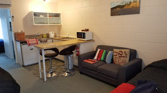 Turangi, Neuseeland: fully equipped, clean and comfortable