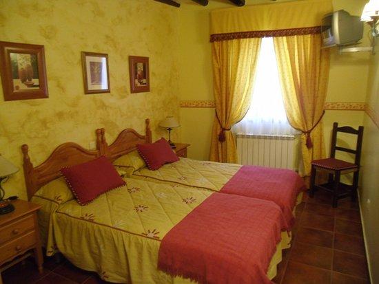 Aranda de Moncayo, Hiszpania: Habitación Doble