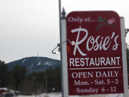 Tamworth, NH: Rosie's