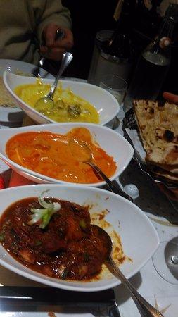 Ennis, Irlanda: Main meal