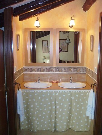 Aranda de Moncayo, Hiszpania: Baño Suite
