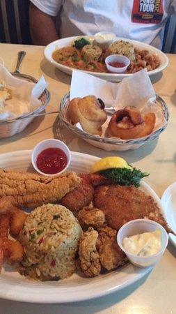 La Porte, TX: The food was AMAZING!