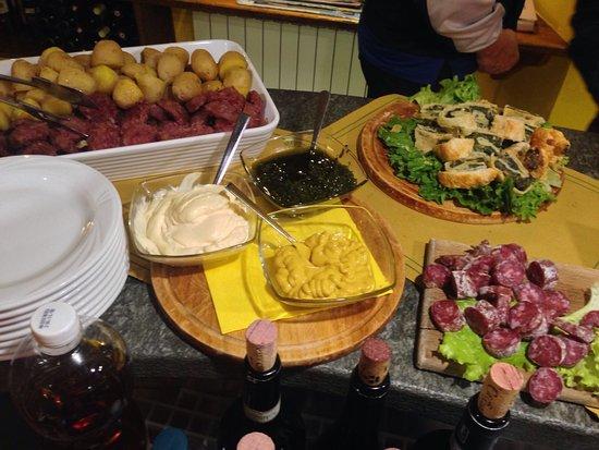 Verres, Włochy: Cantinotto - Bar à Vin