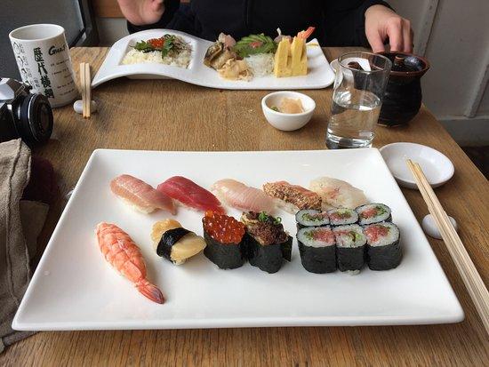 Photo of Japanese Restaurant Gari of Columbus at 370 Columbus Avenue, New York, NY 10024, United States