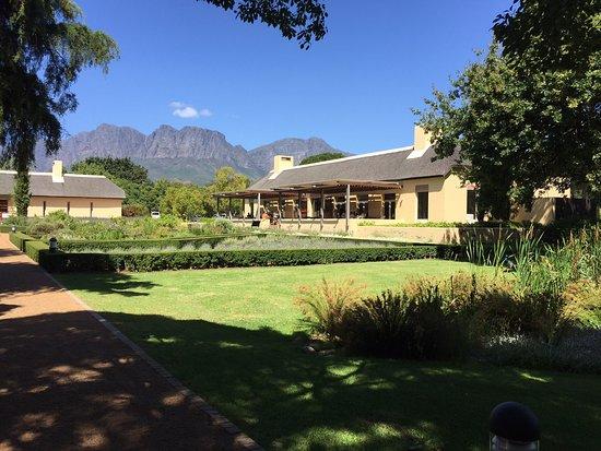 Somerset West, South Africa: Jardins