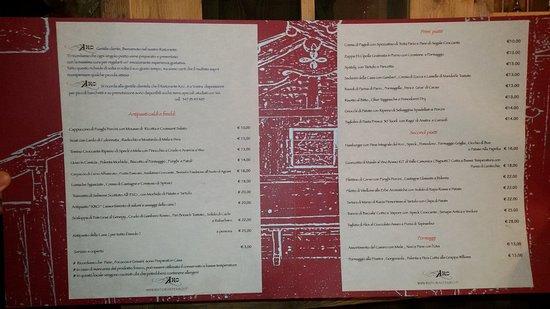 Temu, Italien: Ristorante Kro