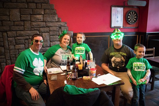 Youngstown, OH: Green Beer Day first Friday of March