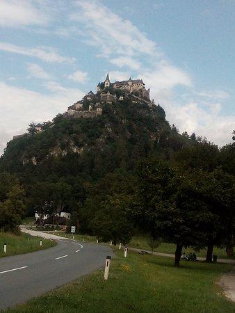 Burg Hochosterwitz: Schön von weitem zu sehen
