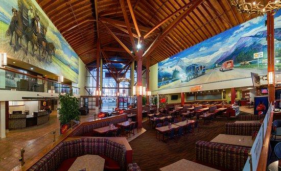 Sherwood Park, Canada: Restaurant
