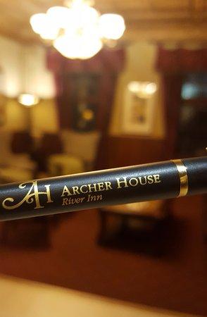 Archer House River Inn: Archer House Lobby