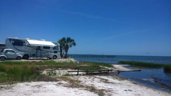 Ho-Hum RV Park: Doesn't get any better than this!