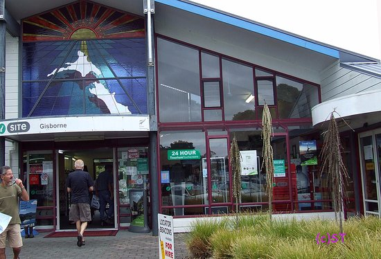 Gisborne i-SITE Visitor Information Centre