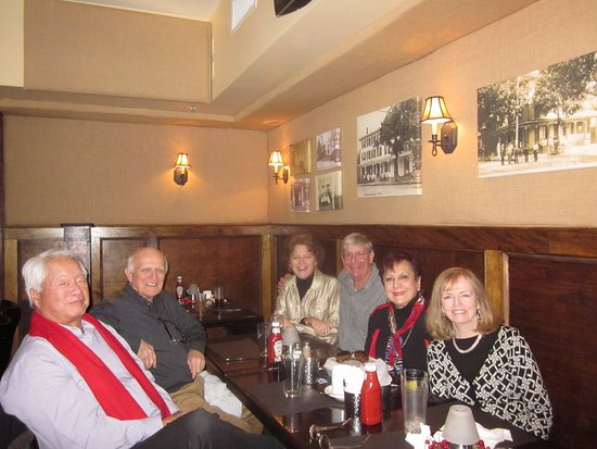 Yardley, PA: all in our party loved their lunch.. would go back.