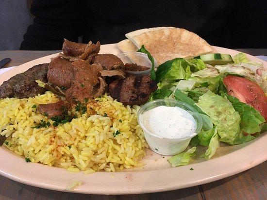 Athens, GA: Mediterranean Grill