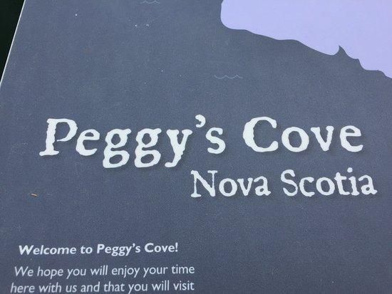 Peggy's Cove Resmi