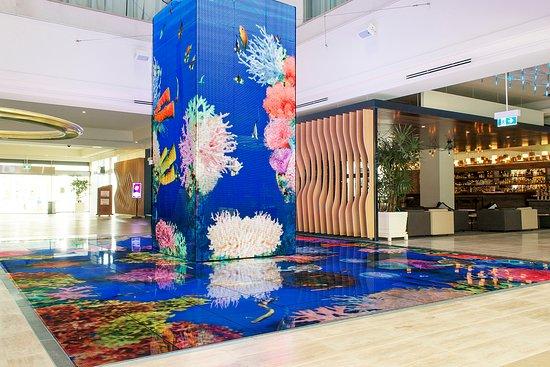 Pullman Reef Hotel Casino: Interactive Floor